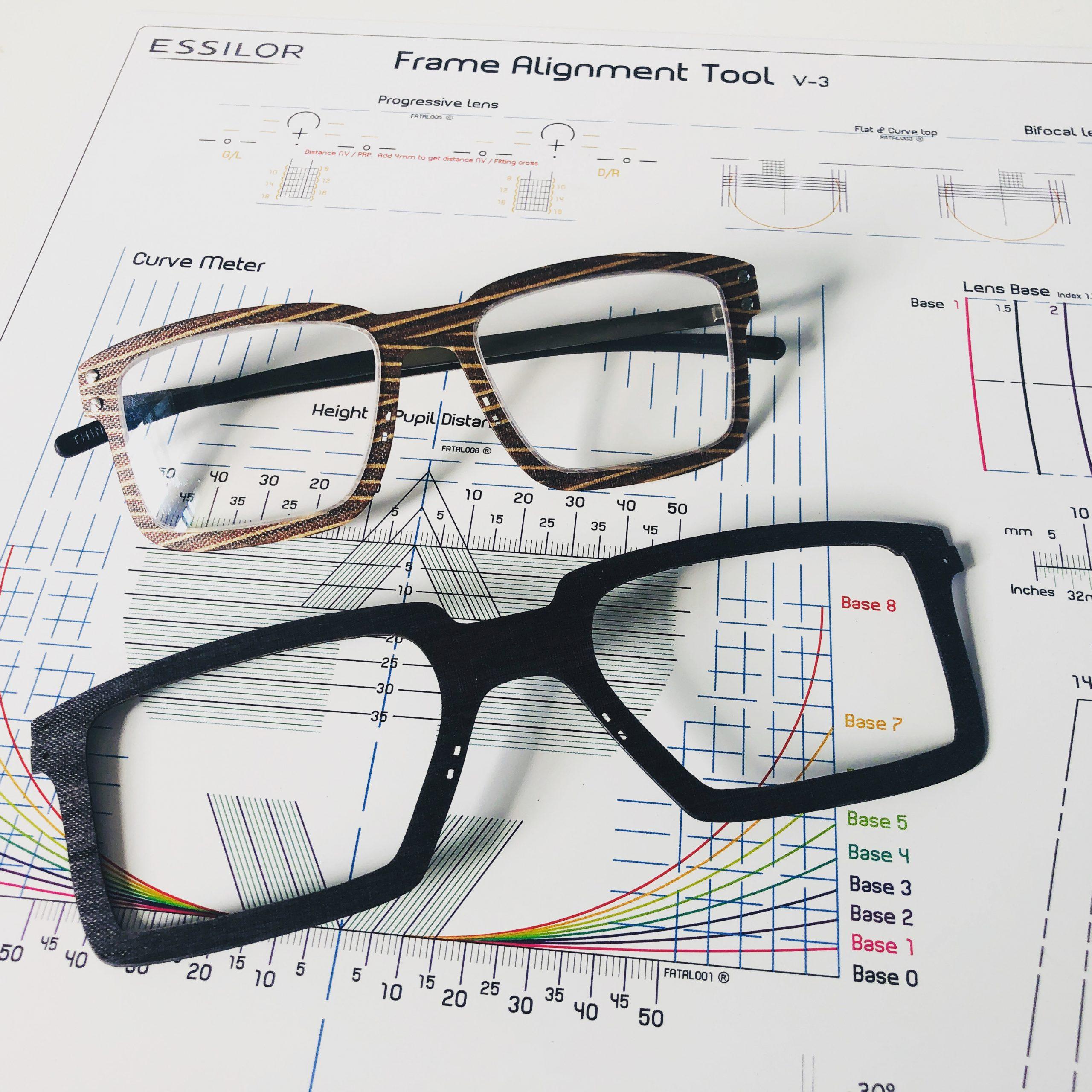 Thinwood egyedi szemüveg Luca David