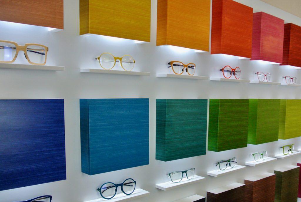 Thinwood színes szemüveg